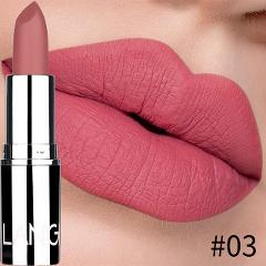 8 Colors Velvet Lip Stick Matte Lipstick Makeup Kit Professional Rouge Waterproof Long Lasting Lip Stick Cosmetics Beauty Lips