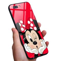 Cartoon Cute Tempered Glass TPU Phone Cases For iPhone 11 Pro XR XS MAX X Cover Case For iPhone 6 7 8 6 S Plus Case Fundas Coque
