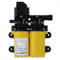 DC 12V 80W Auto High Pressure Diaphragm Water Pump Electric Water Pump for Boat Caravan Marine Motor Pumps