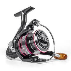 Quality HB Fishing Reel All Metal Spool Spinning Reel 8KG Max Drag Stainless Steel Handle Line Spool Saltwater Fishing Accessory
