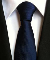 High Quality Fashion Classic Men's Stripe Silk Tie Yellow White Blue Jacquard Woven 100% Silk Men's Tie Necktie Polka Dots Ties