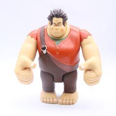 Movie Wreck-It Ralph Joints Moveable Pvc Figure Model Toys 25cm