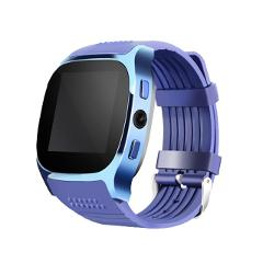 with 0.3MP Camera Bluetooth Smart Watch Support SIM TF Card LBS Locating Smartwatch Sports Wristwatch for Android