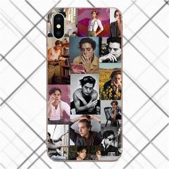 Tpwxnx King Of The Serpents Riverdale Jughead Jones TPU Mobile Phone Cases For Apple iPhone X 4 4S 5 5C 5S SE 6 6S 7 8 Plus