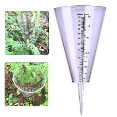 1pcs Rain Gauge Measurement Ground Spike Precipitation Garden Yard Rainfall Gauging Tools