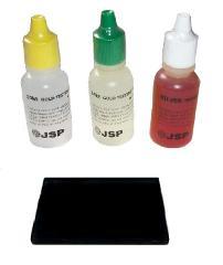 Gold Test Acid Tester Kit 10k 14k Silver .999 Testing Stone Christmas Gift Cyber