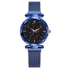 Luxury Women Watches 2019 Ladies Watch Starry Sky Magnetic Waterproof Female Wristwatch Luminous relogio feminino reloj mujer