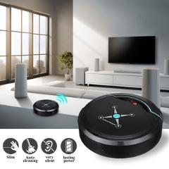 Automatic Smart Robot Vacuum Cleaner Small Vacuum Cleaners Sweeping Robot Floor Dirt Auto Home USB Rechargeable Cleaning Machine