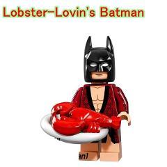 For Legoings Super Heroes Batman 71017 Rabbit Carrot Banana Guy Penguin Man Legoing Figures Collectible Building Block Kids Toys