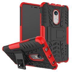 Case for Xiaomi Redmi 5 Plus 4X 5A Mi A1 ShockProof TPU PC Phone Stand Phone Case Xiomi Redmi Note 4X 4Pro Note 5A 5Pro 4 Covers