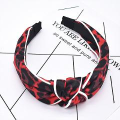 Bohemia Style Hairband  Hair Knotted Hair Band for Women Headbands  New Arrival Top Knot Turban Vintage Elastic 1pcs