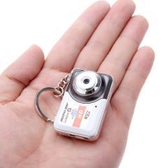 X6 Portable Ultra Mini HD High Denifition Digital Camera Mini DV Support 32GB TF Card with Mic USB Flash Drive for Camera