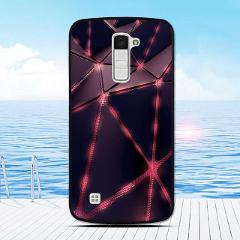 For LG K10 Cover Soft TPU Case For LG K10 LTE K420N K430 K430d Case Silicone Back Cover For LG K10 2016 Capa Funda Coque Cover