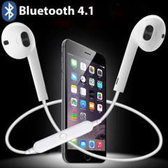 Wireless Bluetooth Headset Earphones Sport Sweatproof Stereo Earbuds In Ear Earphone