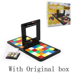 2020 Newest Race Board Game Parent-child Activity Ultimates Strategy Puzzle Funny Family Party Magic Cubes Toys For Childern