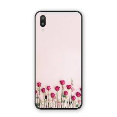 Fresh Art Flower Rose silicone TPU phone case cover For Samsung Galaxy A10 30 40 40S 50 60 70 510 520 710 720 A6 A8 A9 S Plus
