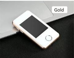 4GB Original Classic Hifi Mp3 Music Player High quality Nondestructive Player Support FM E-Book Touch Screen Walkman Mp3 Player