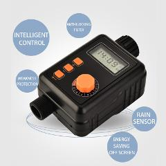 Electronic Automatic Water Timer Sprinkler Controller LCD Screen  Automatic Watering Device Irrigation Tools Garden Timer