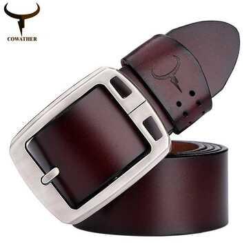 חגורות עור מקורי לגבר בהנחה מטריפה לזמן קצר!