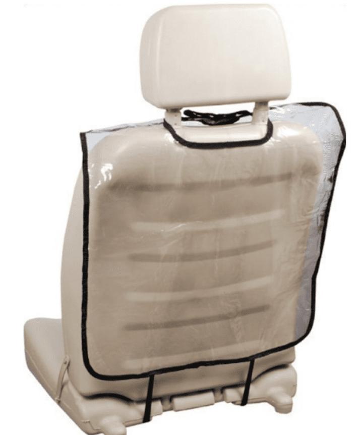 כיסוי לגב המושב הקדמי