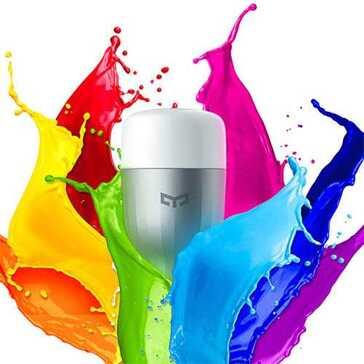 נורת LED צבעונית וחכמה! ניתן לשלוט בצבעים השונים, בעוצמת התאורה ובאווירה באמצעות הפלאפון, מתאימה לכל בית מנורה, לאווירה כייפית שתמיד נתונה לבחירתכם