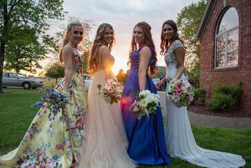 שמלת כלה - שמלות ערב - שמלה לשושבינות ולכלה