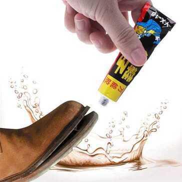 דבק מגע חזק לתיקון נעליים, פתרון קל ומהיר לשמירה על הנעליים