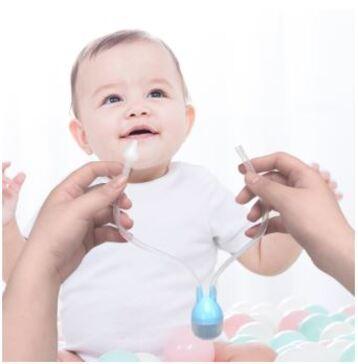 Pompiță nas pentru bebeluși