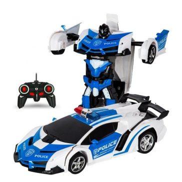 רובוטריקים - 5 רובוטים שהופכים למכונית על שלט רחוק