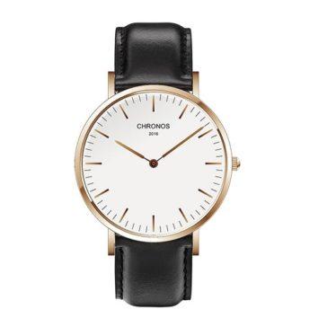 שעון קלאסי יפה ומרשים לנשים ולגברים ב-60% הנחה
