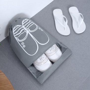 תיק נעליים ייעודי לשמירה על סדר ולנסיעות